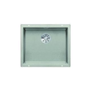 Dřez Blanco SUBLINE 500 U InFino perlově šedá šedá Perlově šedá
