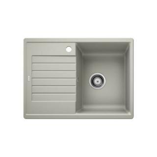 Dřez Blanco ZIA 45 S Compact perlově šedá 524724 šedá perlově šedá