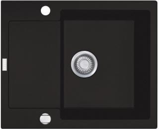 Dřez Franke MRG 611-62 grafit 114.0284.756 černá grafit