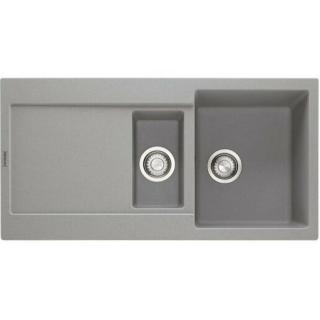 Dřez Franke MRG 651 šedý kámen 114.0120.253 šedá šedý kámen