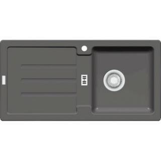 Dřez Franke STG 614-78 šedý kámen 114.0369.423 šedá šedý kámen