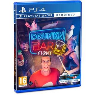 Drunkn Bar Fight - PS4 VR