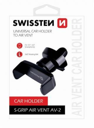 Držák do ventilace auta Swissten S-Grip AV-2