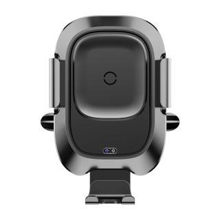 Držák do ventilace s bezdrátovým nabíjením Baseus Smart Wireles, 10w, černý