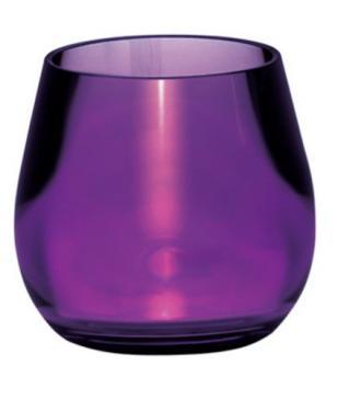 Držák kartáčků Kleine Wolke Bowl fialová 5057872852 fialová fialová