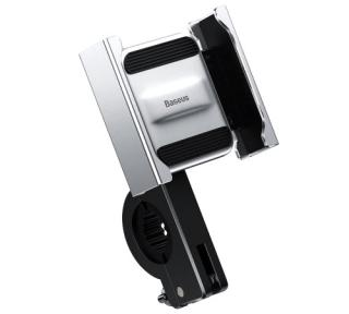 Držák na kolo/moto Baseus KNIGHT, kovový, stříbrná
