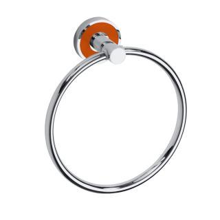 Držák ručníků Bemeta TREND-I chrom, oranžová 104104068G chrom chrom