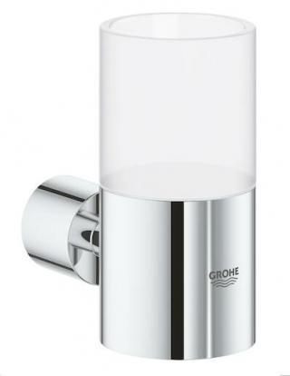Držák skleniček Grohe Atrio chrom 40304003 chrom chrom