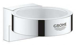 Držák skleniček Grohe SELECTIONbez skleničky chrom 41027000 chrom chrom