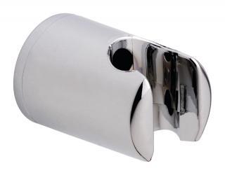 Držák sprchové hlavice na stěnu Tesa SPAA, 40343-00000-00, samolepící chrom chrom