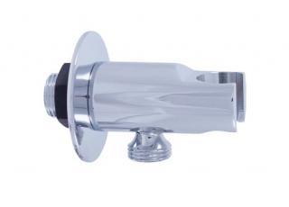 Držák sprchy RAV SLEZÁK pevný chrom MD0614R chrom chrom