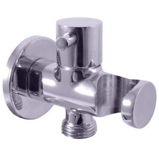 Držák sprchy RAV SLEZÁK pevný chrom MD0770 chrom chrom