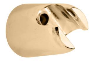 Držák sprchy RAV SLEZÁK pevný zlatá PD0004Z ostatní zlatá