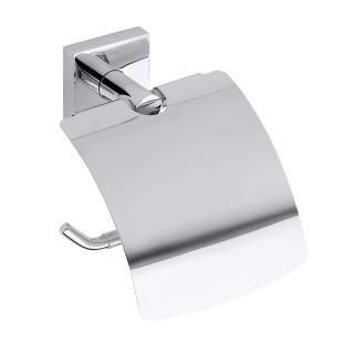 Držák toaletního papíru Bemeta BETAs krytem chrom 132112012 chrom chrom