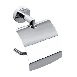 Držák toaletního papíru Bemeta OMEGAs krytem chrom 104212012 chrom chrom