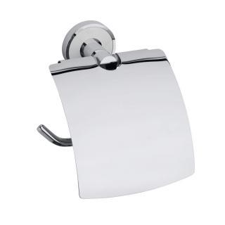 Držák toaletního papíru Bemeta TREND-Is krytem bílá/chrom 104112018 bílá bílá