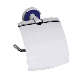 Držák toaletního papíru Bemeta TREND-Is krytem tmavě modrá 104112018E modrá tmavě modrá