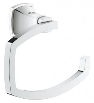 Držák toaletního papíru Grohe Grandera chrom 40625000 chrom chrom