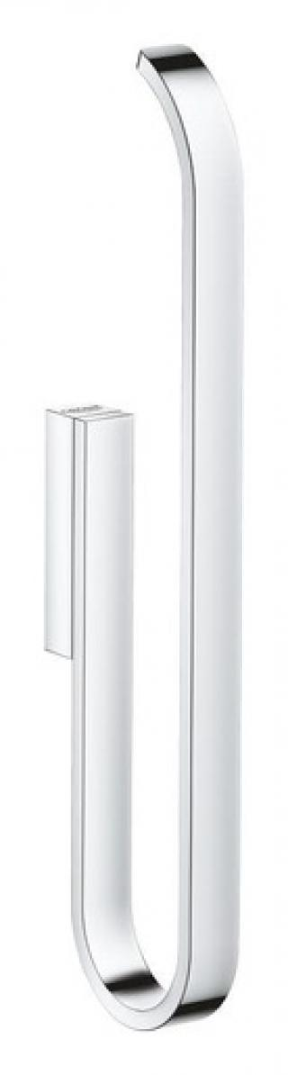 Držák toaletního papíru Grohe SELECTION chrom 41067000 chrom chrom