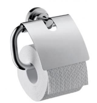 Držák toaletního papíru Hansgrohe Axor Citterio chrom 41738000 chrom chrom