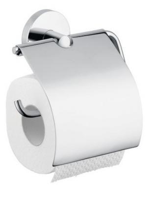 Držák toaletního papíru Hansgrohe Logis chrom 40523000 chrom chrom