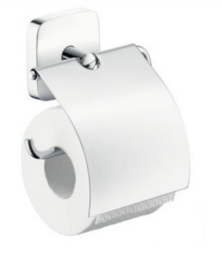 Držák toaletního papíru Hansgrohe PuraVida chrom 41508000 chrom chrom