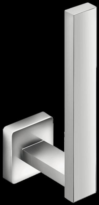 Držák toaletního papíru Inda Cubo chrom A29280CR chrom chrom