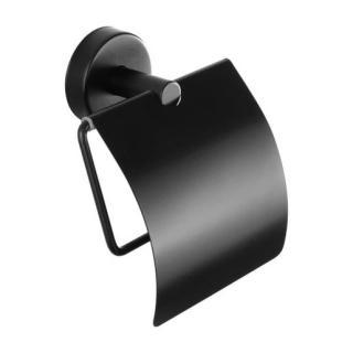 Držák toaletního papíru SANELA černá 95091 černá černá