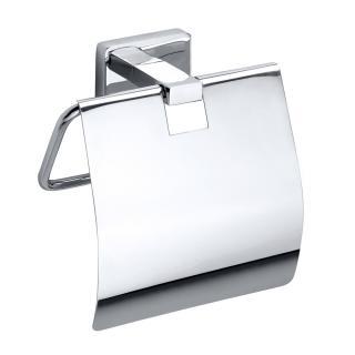 Držák toal.papíru Bemeta NIKIs krytem chrom 153112012 chrom chrom