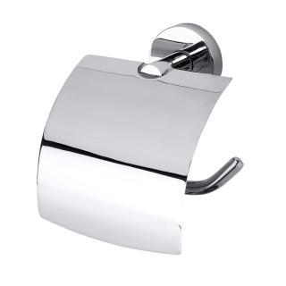 Držák toal.papíru Bemeta OMEGAs krytem chrom 104112012R chrom chrom