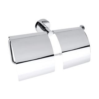 Držák toal.papíru Bemeta OMEGAs krytem chrom 104112092 chrom chrom