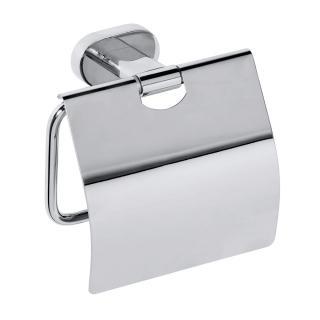 Držák toal.papíru Bemeta OVALs krytem chrom 118412011 chrom chrom