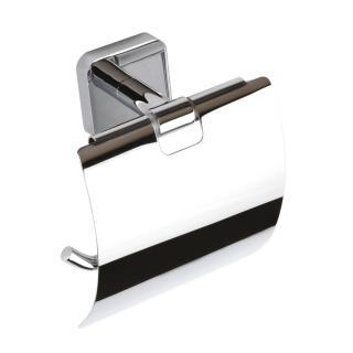 Držák toal.papíru Bemeta TASIs krytem chrom 154112012 chrom chrom