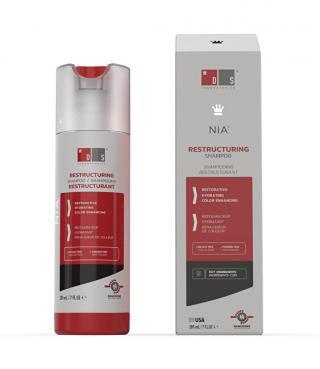DS Laboratories Šampon na poškozené vlasy Nia  205 ml