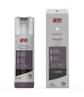 DS Laboratories Šampon pro citlivou pokožku hlavy Radia  205 ml