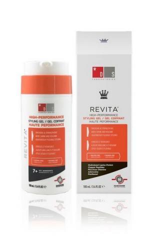 DS Laboratories Stylingový gel na podporu růstu vlasů Revita  150 ml