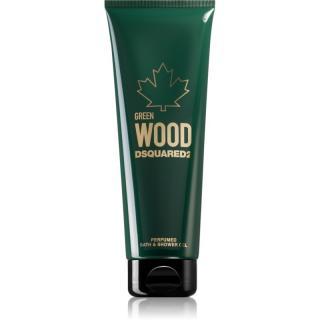 Dsquared2 Green Wood sprchový a koupelový gel pro muže 250 ml pánské 250 ml