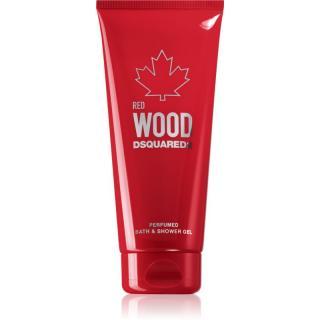 Dsquared2 Red Wood sprchový a koupelový gel pro ženy 200 ml dámské 200 ml