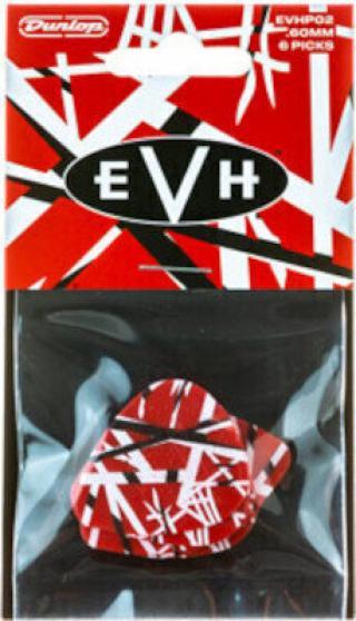 Dunlop EVH Frankenstein Player Pack 24 Pack Red