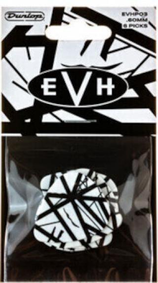 Dunlop EVH VHI Player Pack 24 Pack White