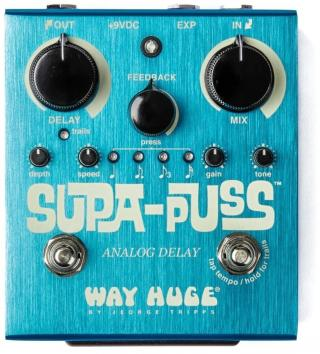 Dunlop Way Huge WHE707 Supa-Puss