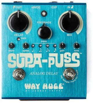 Dunlop Way Huge WHE707 Supa-Puss