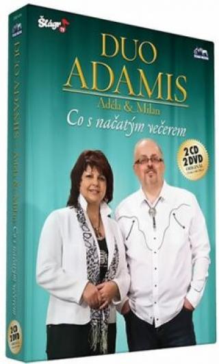 Duo Adamis - Co s načatým večerem - DVD