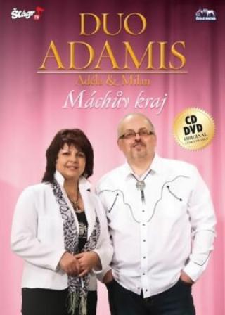 Duo Adamis - Máchův kraj - DVD