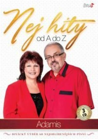 Duo Adamis - Nej Hity A-Z - 3 CD