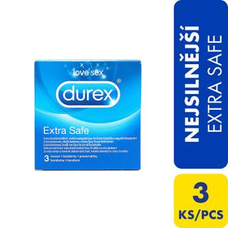 Durex Kondomy Extra Safe 18 ks - SLEVA - poškozená krabička