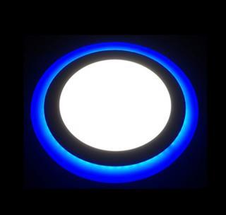 Dvoubarevné stropní LED svítidlo - 2 varianty Barva: studená bílá, Varianta: kruhová, Příkon: 5W