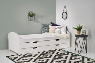 Dvoulůžková postel lexia, úp