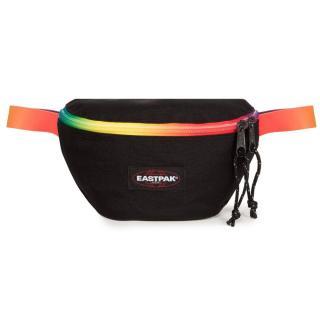 EASTPAK Ledvinka Springer Rainbow Dark vícebarevná