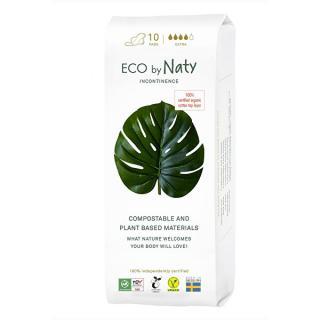 Eco by Naty Dámské ECO inkontinenční vložky Naty - extra  dámské